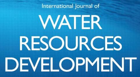 International-Journal-of-Water-Resources-Development