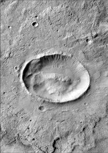 The Langtang Crater