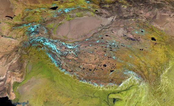 Future of Asia's glaciers