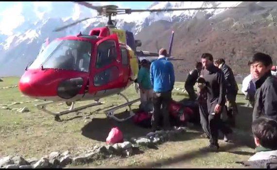 Monitoring Himalayan Glaciers